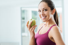 Healthy eating and weight loss Stock Photography
