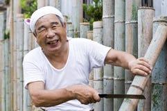 Healthy elderly Stock Photos