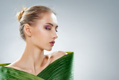 Healthy face Stock Photography