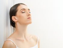 Healthy face Royalty Free Stock Images