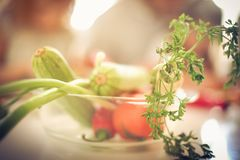 Healthy meal. stock images