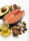 Healthy fat Stock Photo
