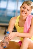 Healthy female Royalty Free Stock Photo