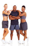 Healthy fitness people Stock Photos