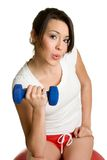 Healthy Fitness Woman Royalty Free Stock Images