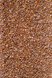 Healthy Flax Seed Background. Background close up of healthy flax seed Stock Image