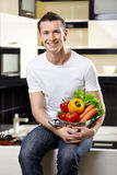 For a healthy food Royalty Free Stock Photos