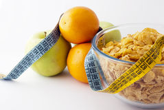 Healthy  food Stock Photography