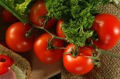 Healthy food 5 stock photo