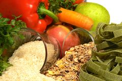 Healthy food Royalty Free Stock Image