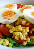 Healthy Food. A colourful salad stock images