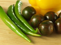 Healthy food additions Stock Photo