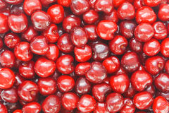 Healthy food, background. Cherry Stock Image