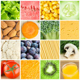 Healthy food background Royalty Free Stock Photo