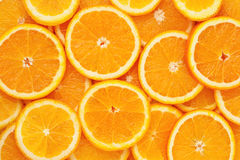Healthy food, background. Orange Royalty Free Stock Photography