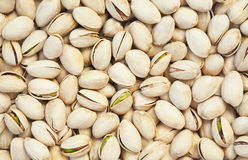 Healthy food, background. Pistachios Royalty Free Stock Images