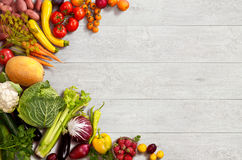 Healthy food background Royalty Free Stock Photography