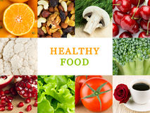 Healthy food backgrounds royalty free stock photography