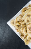 Healthy Food (Banana Chips) Stock Images