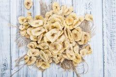 Healthy Food (Banana Chips) Stock Photography