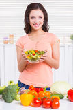 Only healthy food. Royalty Free Stock Photos