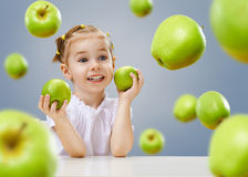 Healthy food Royalty Free Stock Photos