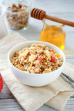 Healthy food in a bowl Royalty Free Stock Image