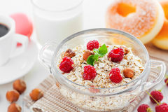 Healthy food breakfast Royalty Free Stock Photography