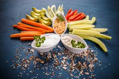 Healthy food concept Stock Photography