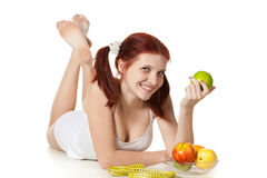 Healthy food concept. Royalty Free Stock Image