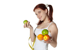 Healthy food concept. Royalty Free Stock Photo