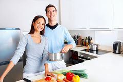 Healthy food cook Royalty Free Stock Image
