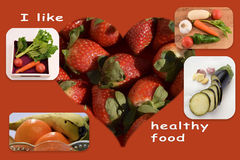 Healthy food. Stock Photography