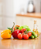 Healthy food fresh vegetables Royalty Free Stock Photo