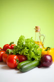 healthy food fresh vegetables still life Stock Photo