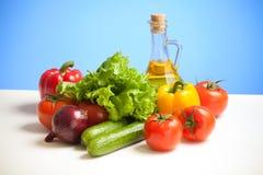 healthy food fresh vegetables still life Royalty Free Stock Photos