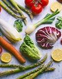 Healthy food. Fruits and vegetables. royalty free stock photo