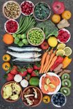 Healthy Food for Good Health Stock Photo