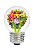 Healthy food ideas Stock Images