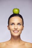 Healthy food is important part of balance diet Royalty Free Stock Photos