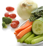 Healthy Food Ingredients Stock Photo