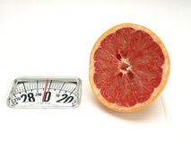 Healthy food, nutrition and fruits – Grapefruit Royalty Free Stock Photo