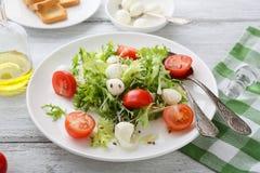 Healthy food salad Stock Photo