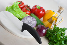 Healthy food still life Stock Photos