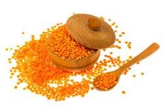 Healthy food-useful legumes Stock Photography