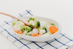 Healthy food. Vegetable mix. Studio Photo stock photos