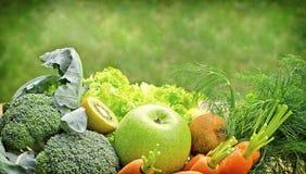 Healthy food - vegetarian food Stock Photography