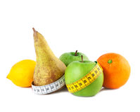 Healthy Food Weight loss Royalty Free Stock Photos