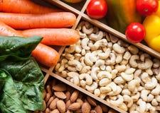 Healthy foods Stock Photo