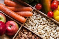 Healthy foods Stock Photos